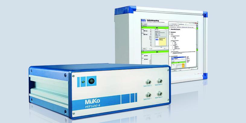 MP100e Prüfsystem